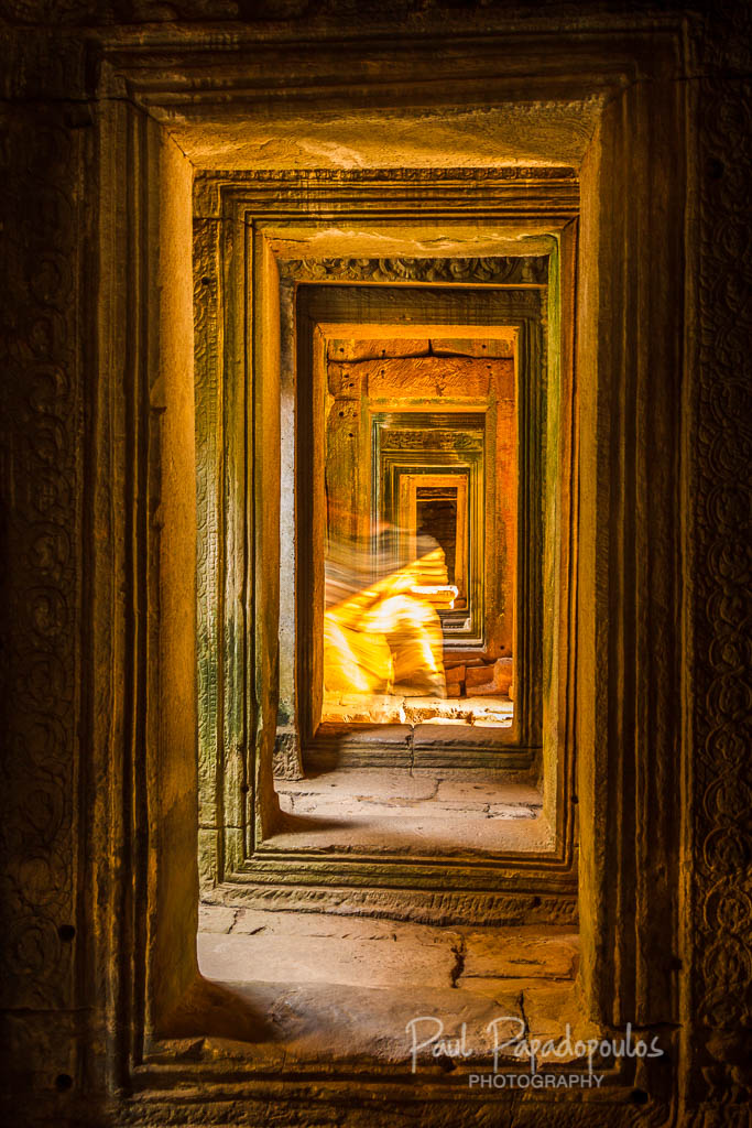 The ghost of things past - Bayon