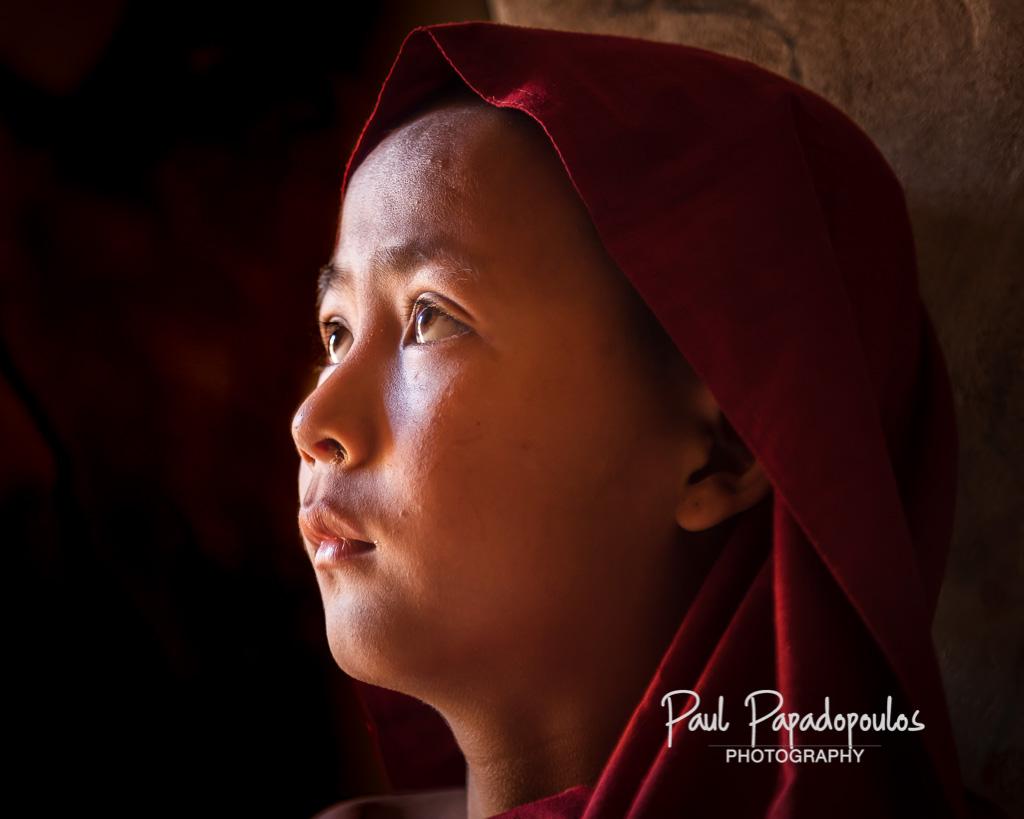 Faith - Caves, Bagan, Myanmar